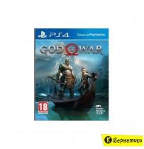 Игра для PS4 God of War 4 (PS4)